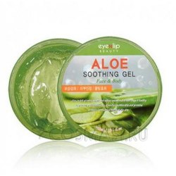 Гель алое многофункциональный EYENLIP Aloe Soothing Gel 300ml