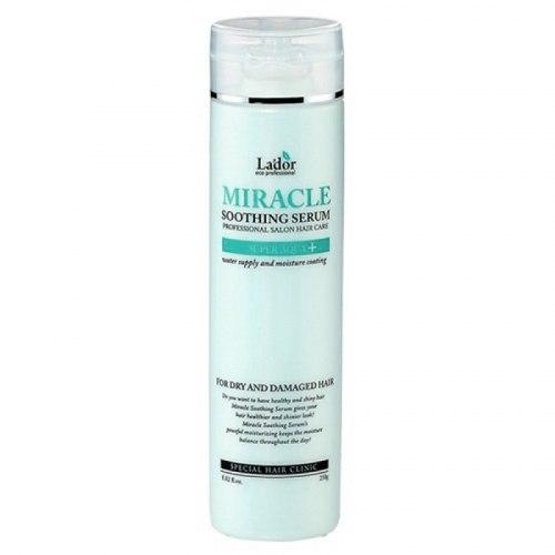 Сыворотка для сухих и поврежденных волос LA'DOR Miracle Soothing Serum - 250ml