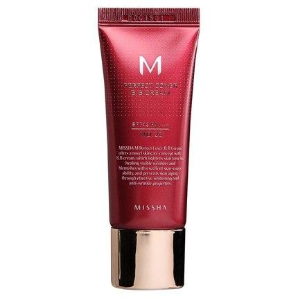 ВВ-крем MISSHA M Perfect Cover BB Cream SPF42/PA+++ 20мл No.21