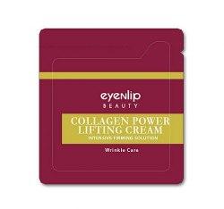 Коллагеновый крем с эффектом лифтинга (пробник) EYENLIP Collagen Power Lifting Cream