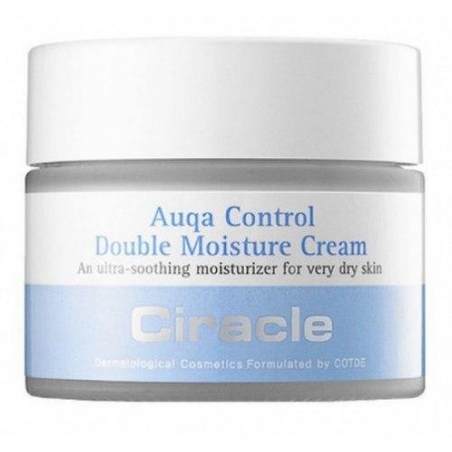Крем для лица Двойное увлажнение CIRACLE Aqua Control Double Moisture Cream 50 мл