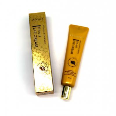Крем для век антивозрастной с экстрактом улитки DEOPROCE Whitening & Anti-wrinkle Snail Eye Cream (40мл)