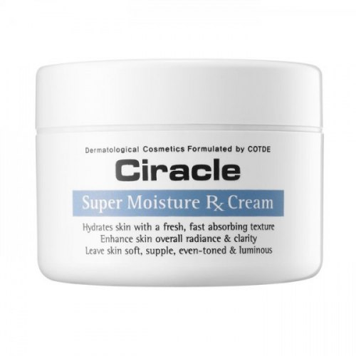 Крем для лица увлажняющий CIRACLE Super Moisture Rx Cream 80 мл
