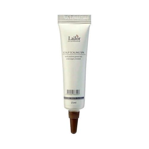 Сыворотка для очищения кожи головы LA'DOR Scalp Scaling Spa 15мл
