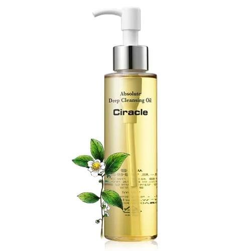 Масло гидрофильное для абсолютного очищения кожи CIRACLE Absolute Deep Cleansing Oil 150мл