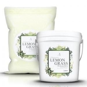 Маска альгинатная для проблемной кожи ANSKIN Premium Herb Lemongrass Modeling Mask