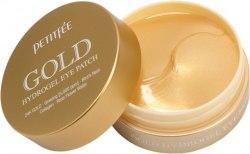 Гидрогелевые патчи для глаз ЗОЛОТО PETITFEE Gold Hydrogel Eye Patch, 60 шт