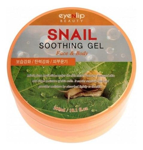Гель для лица и тела улиточный EYENLIP Snail Soothing Gel 300мл