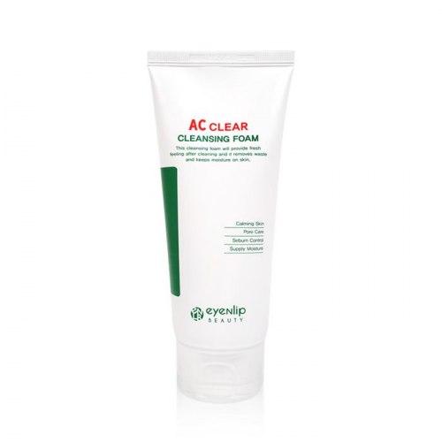 Пенка для умывания для проблемной кожи EYENLIP AC Clear Cleansing Foam 150мл
