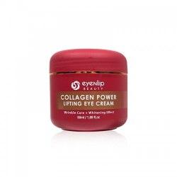Крем-лифтинг для глаз коллагеновый EYENLIP Collagen Power Lifting Eye Cream 50 мл