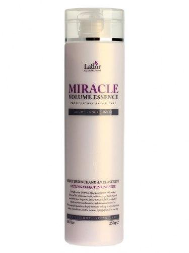 Увлажняющая эссенция для фиксации и объема волос LA'DOR Miracle Volume Essence 250 мл