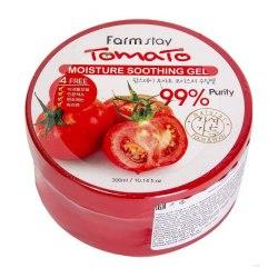 Многофункциональный гель для тела с экстрактом томата FARM STAY Tomato Moisture Soothing Gel 300 мл