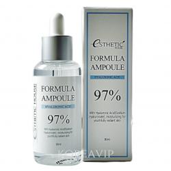 Сыворотка для лица с гиалуроном FORMULA AMPOULE HYALURONIC ACID ESTHETIC HOUSE