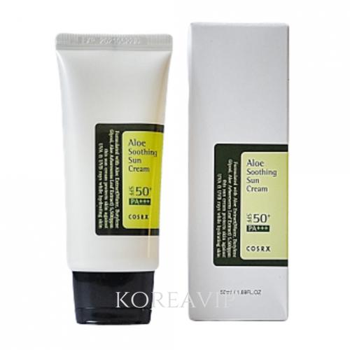 Солнцезащитный крем с соком алоэ вера Cosrx Aloe Soothing Sun Cream COSRX