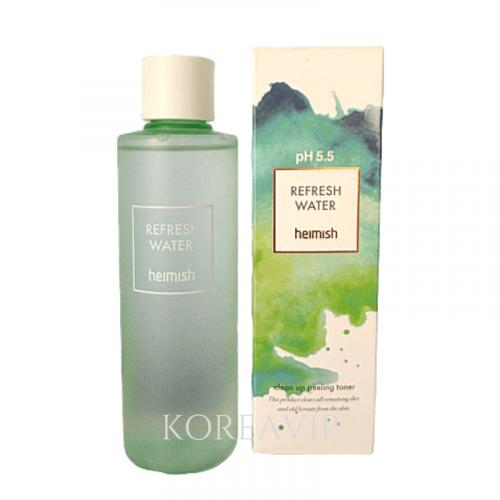 Тонер Refresh Water 250мл Heimish