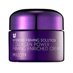 Укрепляющий коллагеновый крем для лица Collagen Power Firming Enriched Cream MIZON