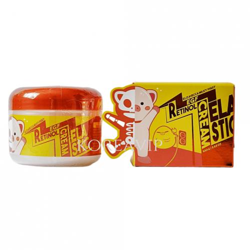 Крем для лица с EGF и РЕТИНОЛОМ Milky Piggy EGF Retinol Cream, 100 мл Elizavecca