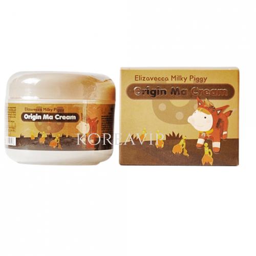 Крем для лица с лошадиным жиром Milky Piggy Origine Ma Cream, 100 мл Elizavecca