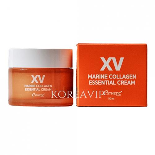 Крем для лица с коллагеном Marine Collagen Essential Cream, 50 мл ESTHETIC HOUSE
