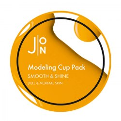 Альгинатная маска ГЛАДКОСТЬ И СИЯНИЕ SMOOTH & SHINE MODELING PACK J:ON