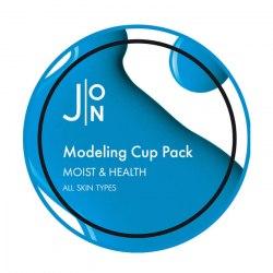 Альгинатная маска УВЛАЖНЕНИЕ И ЗДОРОВЬЕ MOIST & HEALTH MODELING PACK J:ON