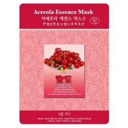 Маска тканевая ацерола Acerola Essence Mask MIJIN