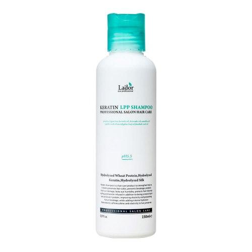 La'dor Безсульфатный шампунь для волос с кератином Keratin LPP Shampoo 150мл La'dor