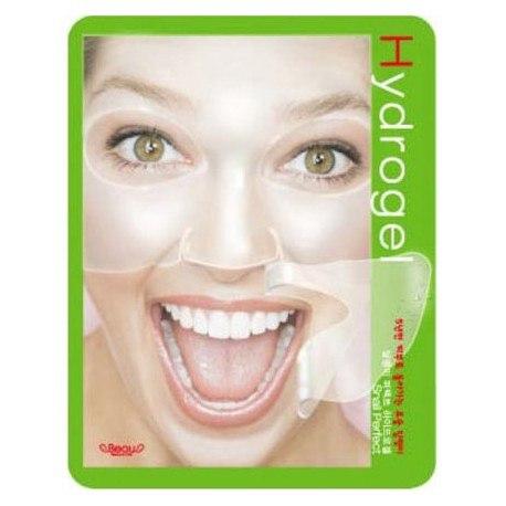 Гидрогелевая маска для лица с муцином улитки SNAIL PERFECT HYDROGEL BEAUUGREEN