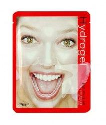 Гидрогелевая маска для лица SILKY V-Line HYDROGEL BEAUUGREEN