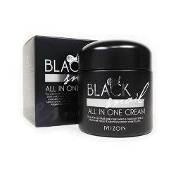 BLACK SNAIL Крем для лица с экстрактом черной улитки, 75мл MIZON