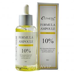Сыворотка для лица с витамином С FORMULA AMPOULE VITA C ESTHETIC HOUSE