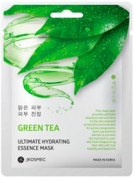 Маска с экстрактом зеленого чая GREEN TEA ULTIMATE HYDRATING ESSENCE MASK JKOSMEC
