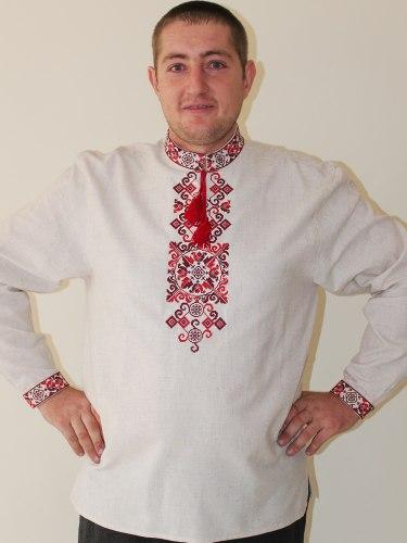 Мужская вышиванка Козак