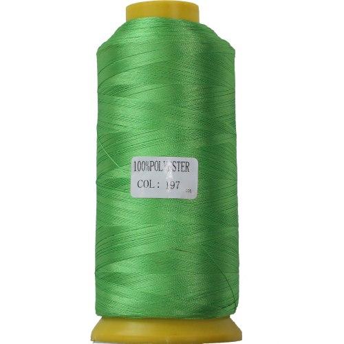 Нитки для машинной вышивки Полиэстер 40 120D/2 Козачок-ТМ