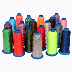 Нитки для машинной вышивки, Полиэстер 30 150D/2 Козачок-ТМ