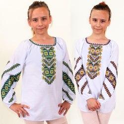 Вышитая блуза Юлия