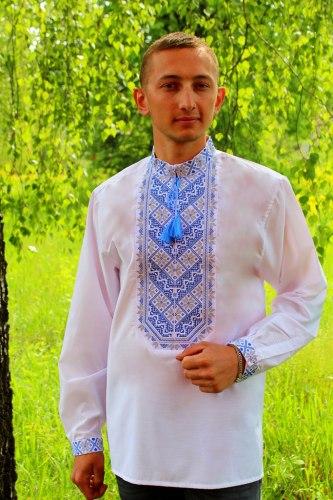Мужская вышиванка Микола