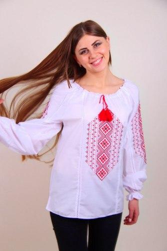 Подростковая вышитая блуза Иванка