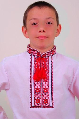 Детская вышиванка для мальчика Орест