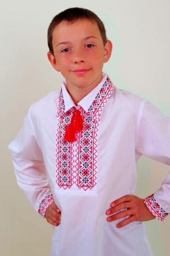 Детская вышиванка для мальчика Остап
