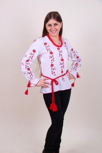 Вышитая блуза Марина
