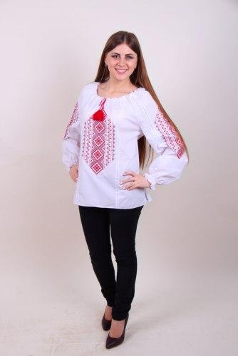 Вышитая блуза Иванка