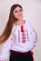 Вышитая блуза Яринка