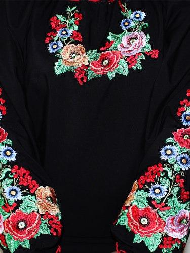 Вышитая блуза Диана