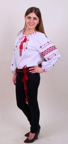 Вышитая блуза Тетянка
