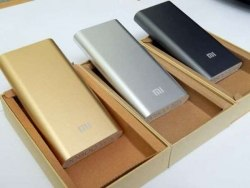 Подзарядка Power Bank Xiaomi 20800 mAh