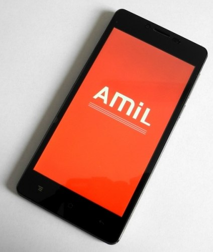 НТС AMIL A8 ANDROID