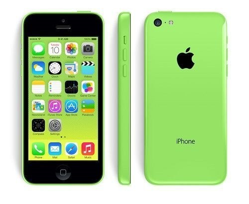 IPhone 5C 8Gb (Green) apple