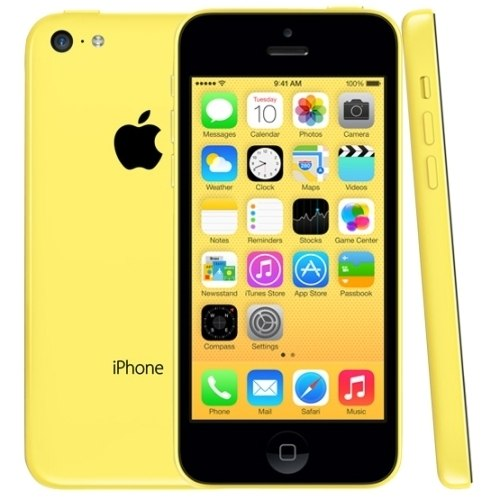 IPhone 5C 8Gb (Yellow) apple