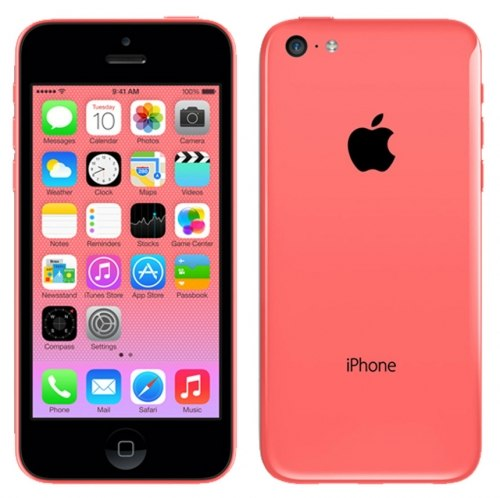IPhone 5C 8Gb (Pink) apple